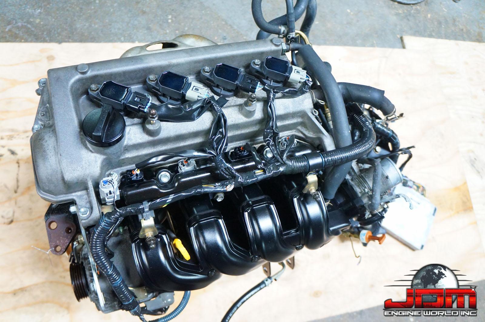 03 04 05 06 SCION XB XA 1NZ-FE ENGINE & AUTOMATIC TRANSMISSION VVTi 1.5L JDM 1NZ