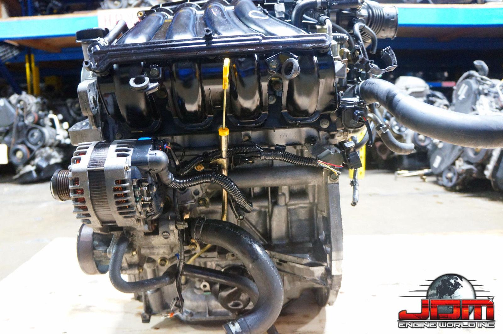 07 08 09 10 11 12 SENTRA NISSAN MR20 ENGINE 2.0L B16 JDM MR20