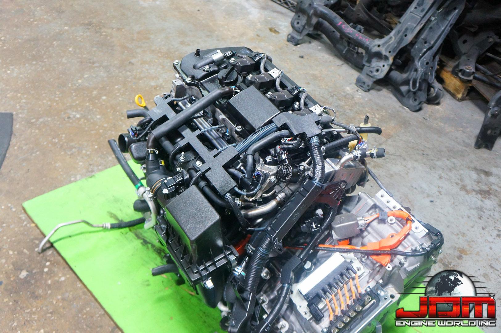 JDM TOYOTA 2016 2017 2018 PRIUS 1.8L DOHC 2ZR-FXE ENGINE